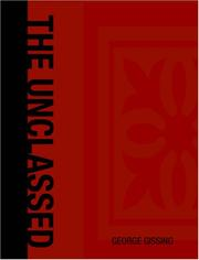 The unclassed by George Gissing