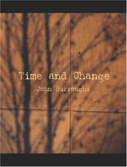 Time and Change PDF
