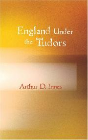 England under the Tudors PDF