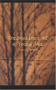 Confessions of a Young Man PDF