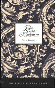 The Night Horseman PDF