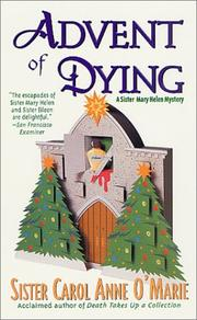 Advent of Dying (A Sister Mary Helen Mystery) PDF