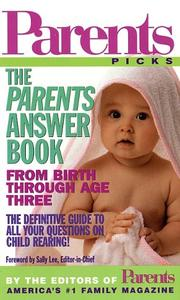 The Parents Answer Book PDF