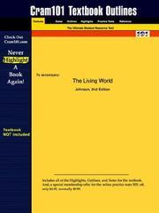 The Living World PDF