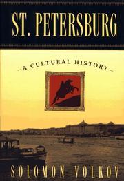 St. Petersburg--a cultural history PDF