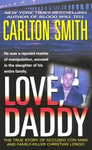 Love, daddy by Smith, Carlton
