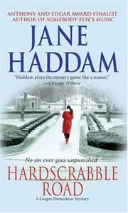 Hardscrabble Road by Jane Haddam