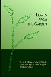 Leaves from the Garden PDF