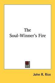 The Soul-Winner's Fire PDF