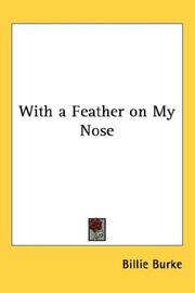 With a Feather on My Nose PDF