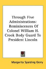 Through Five Administrations PDF