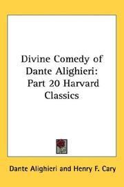 Divine Comedy of Dante Alighieri PDF