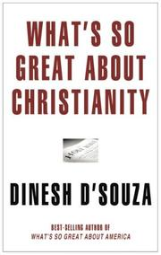 What's So Great about Christianity PDF