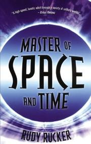 Master of Space and Time PDF