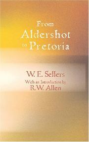 From Aldershot to Pretoria PDF