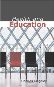 Health and Education PDF