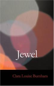Jewel by Clara Louise Burnham