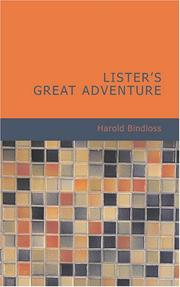 Lister's Great Adventure PDF