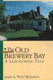 The Old Brewery Bay by Pete McGarvey