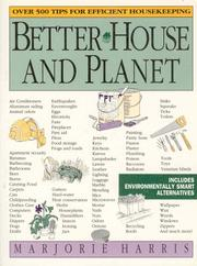 Better house and planet PDF