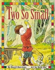 Two so small by H. J. Hutchins