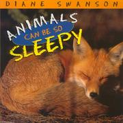 Animals Can Be So Sleepy (Animals Can Be So...) PDF