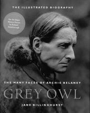 Grey Owl by Jane Billinghurst
