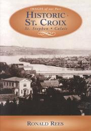 Historic St. Croix by Ronald Rees