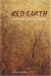 Red earth by Marion Robertson