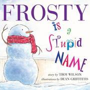 Frosty Is a Stupid Name PDF