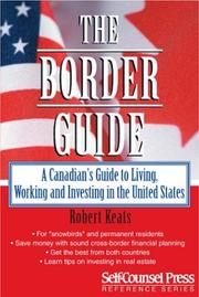 The border guide by Robert Keats