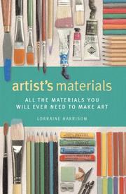 Artist's materials PDF