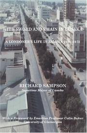 With Sword and Chain in Lusaka by Richard Sampson