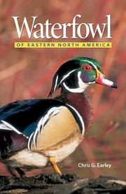 Waterfowl of eastern North America by Chris G. Earley