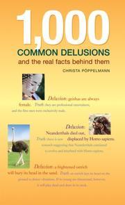 1,000 Common Delusions PDF