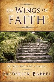 On Wings of Faith by Frederick W. Babbel