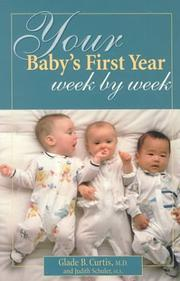 Your Baby's First Year Week by Week PDF