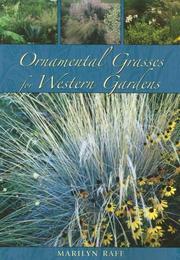 Ornamental grasses for western gardens PDF
