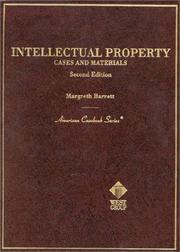Intellectual property by Margreth Barrett
