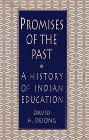 Promises of the past by David H. DeJong