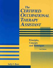 Certified Occupational Therapy Assistant PDF