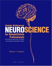 Quick reference neuroscience for rehabilitation professionals PDF