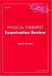 Physical Therapist Examination Review, 2 Volume Set (Expanded) PDF