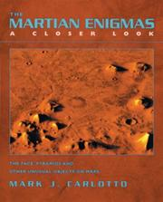 The Martian enigmas by Mark J. Carlotto