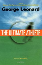 The ultimate athlete by George Burr Leonard