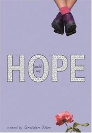 Call Me Hope PDF