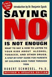 Saying no is not enough PDF