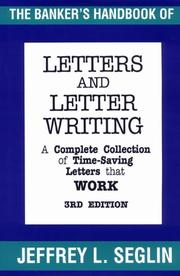 The Bankers Handbook of Letter and Letter Writing PDF