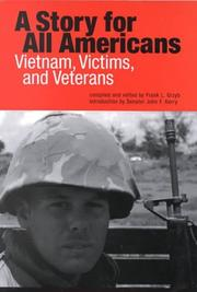 A Story for All Americans (Vietnam, Victims, and Veterans) PDF