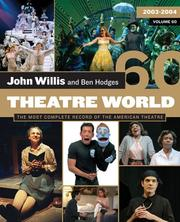 Theatre World Volume 60 by John Willis